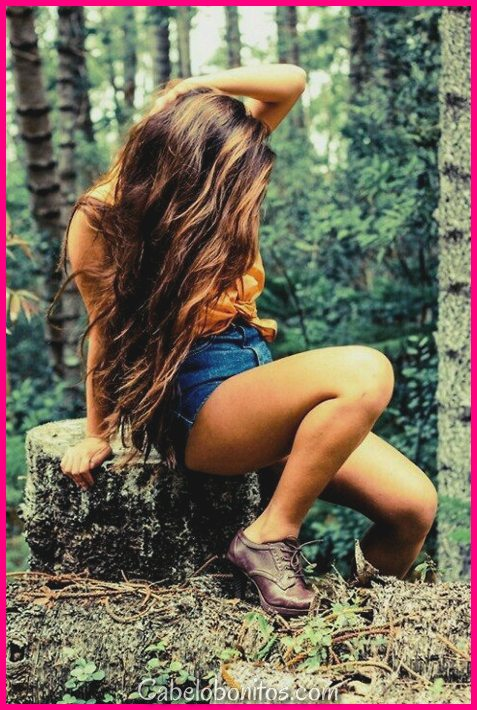 30 morena penteados para mulheres - mais chique e elegante estilo para vestir