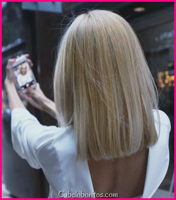40 Long Bob Hairstyles e cortes de cabelo para encomiar sua personalidade