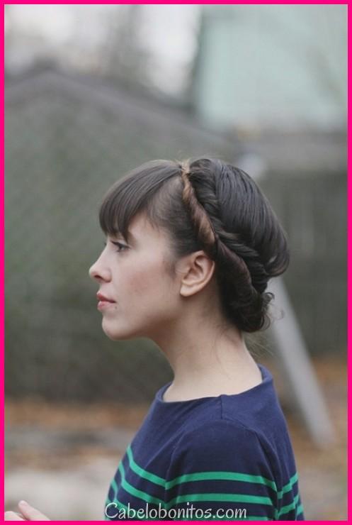 Penteado mulher: crie a sua tendência de verão 2018