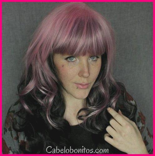 62 espetaculares penteados de cena para cabelos curtos e médios