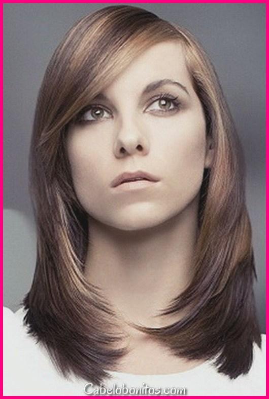 25 penteados de verão mais legais para as mulheres