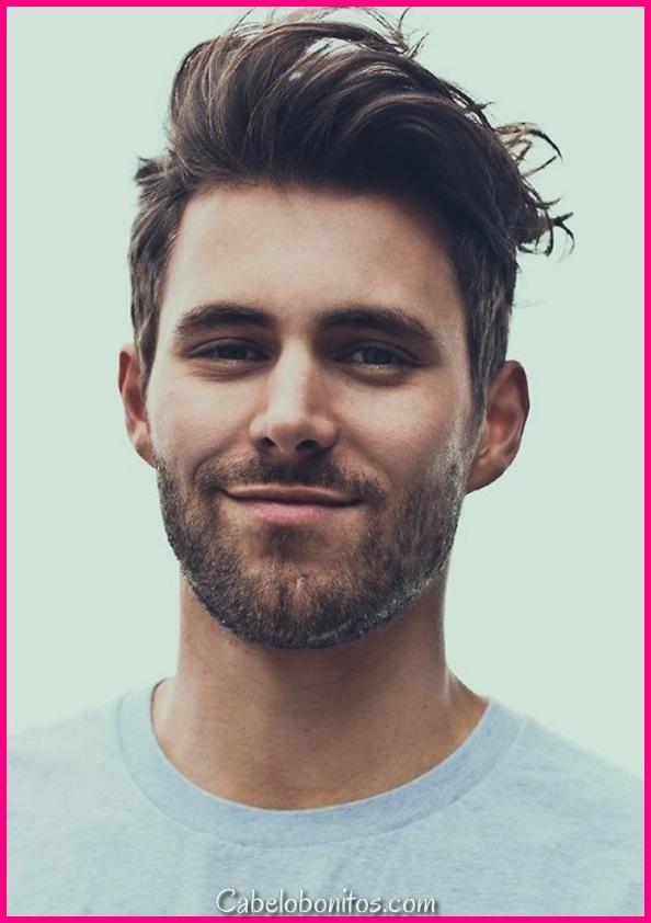 30 Cool estilos de barba para adolescentes