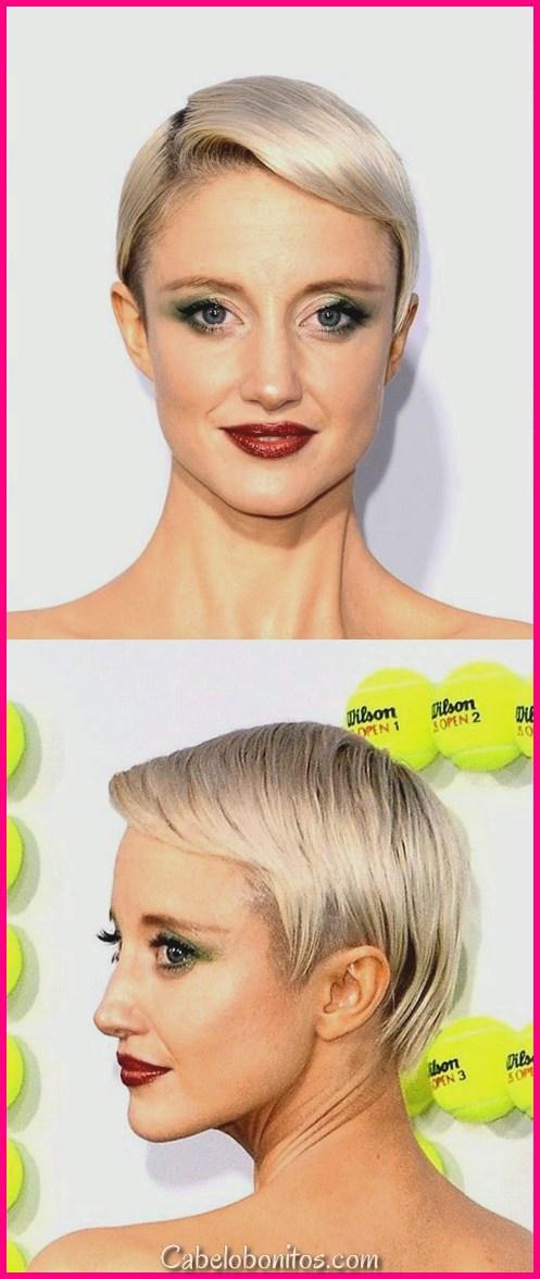 30 penteados modernos e novos para mulheres