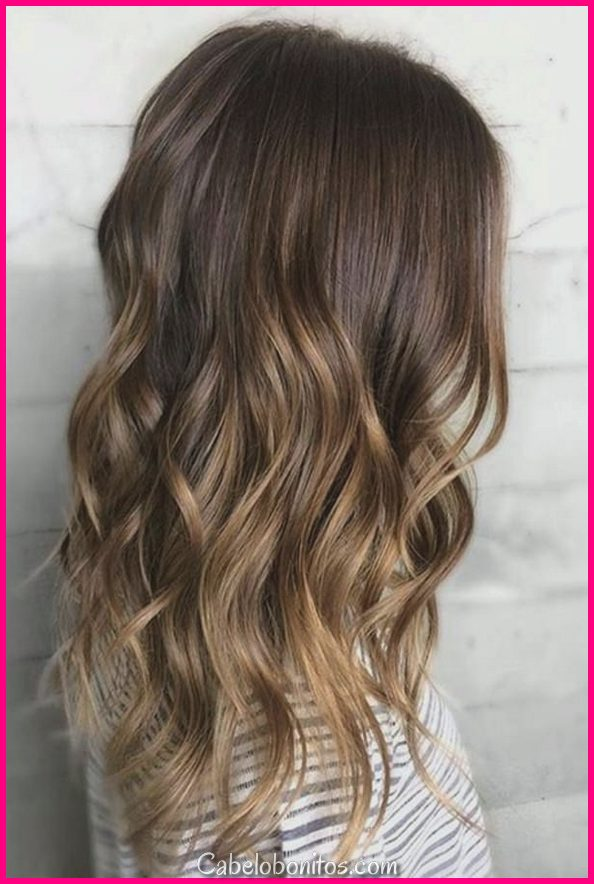61 idéias da cor do cabelo de Ombre que você amará absolutamente