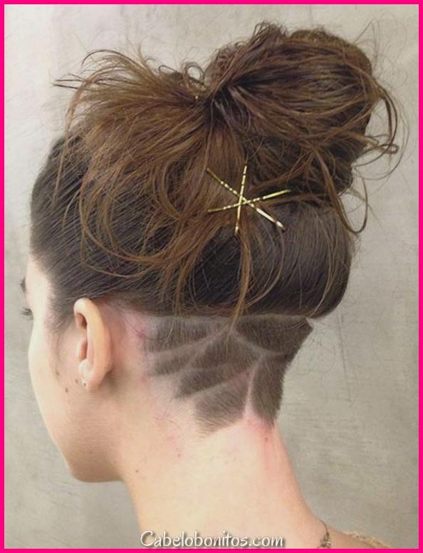 40 penteados de comprimento médio e cortes de cabelo para mulheres para 2017