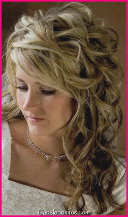 50 penteados bonitos para o cabelo naturalmente encaracolado