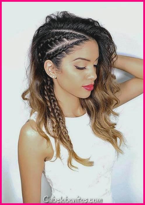50 Penteados De Tranças Lindos Para Cabelos Longos