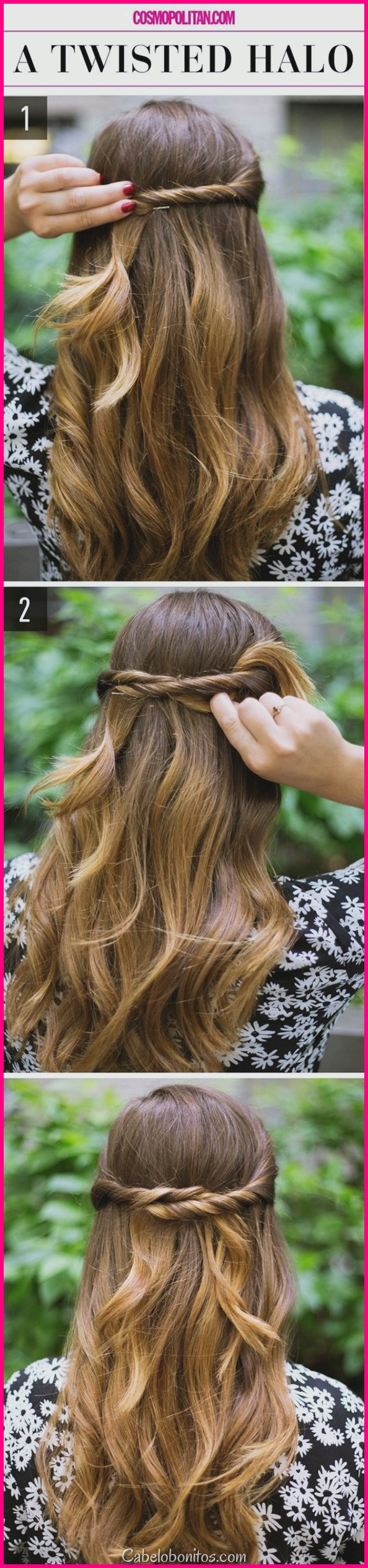 25 penteados absolutamente novos e fáceis de testar em 2018 (antes de qualquer um)
