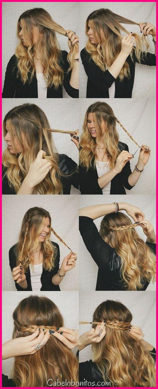51 Penteados Incríveis Para Cabelos Cacheados Que Você Pode