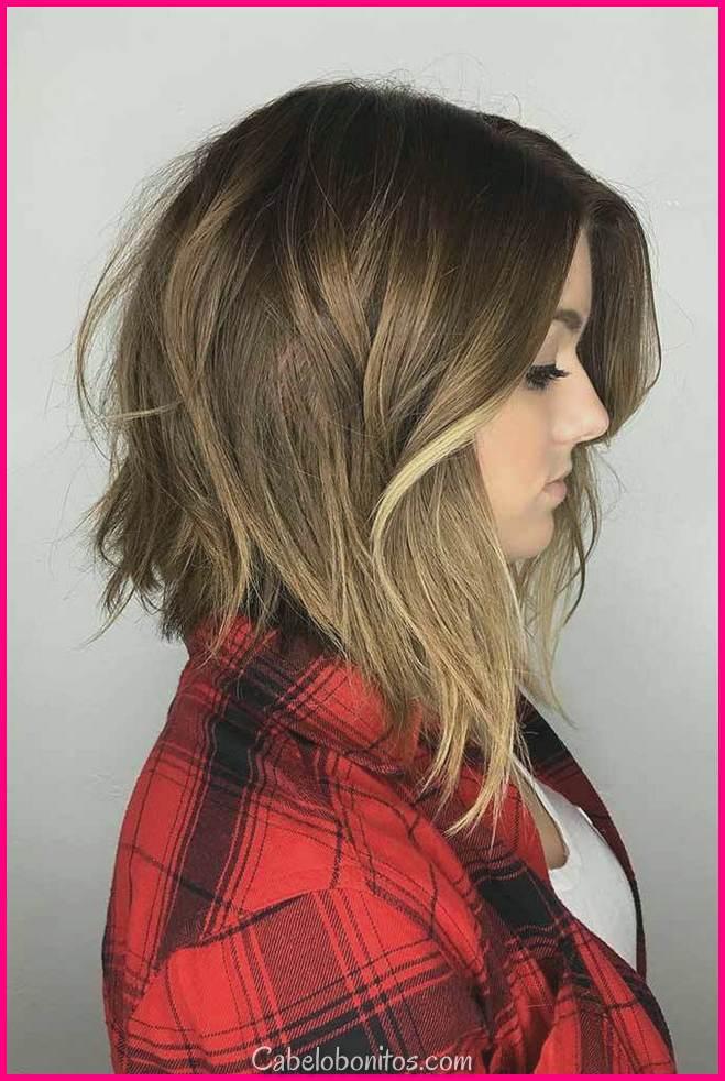 30 Lob Haircuts Para Mulheres - Seja Seu Próprio Tipo De Bonito