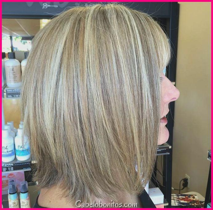 Top 51 cortes de cabelo e penteados para mulheres supra de 50