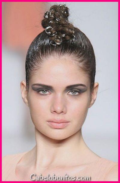 45 Melhores penteados e cor de cabelo para olhos verdes para fazer seus olhos estourarem