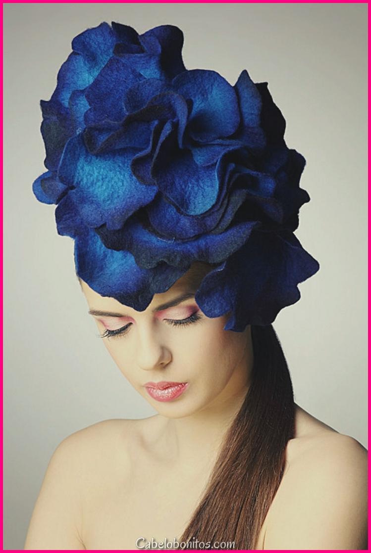 Headwear para casamentos - aprenda sobre as últimas tendências sazonais