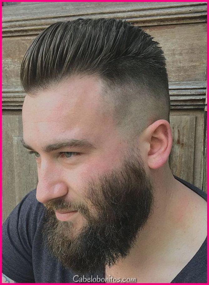 15 mais atraentes penteados penteados para homens