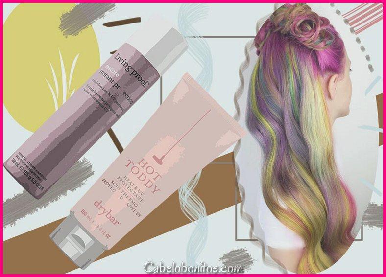 Melhores protetores de calor para cabelos saudáveis e brilhantes: porquê os protetores de calor para cabelos funcionam