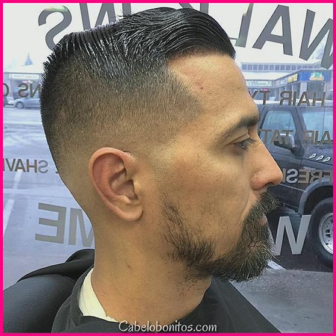 15 requintados penteados uppercut para homens
