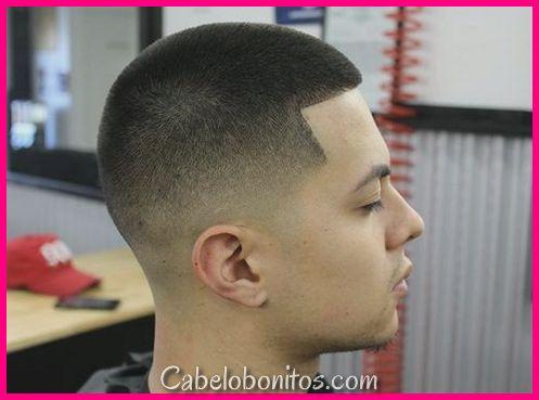56 Taper Fade Haircuts à margem de estilos