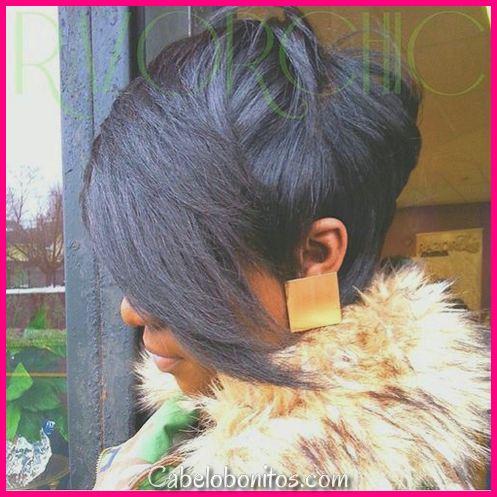 15 Bob Haircuts para mulheres negras