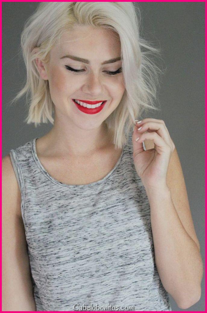 25 melhores cores para cortes de cabelo curtos - deixe sua cor de cabelo falar por você