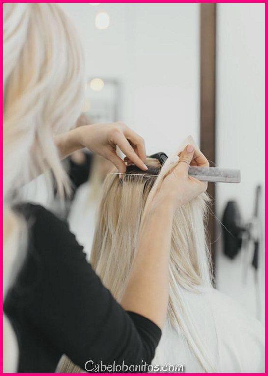 Guia de extensões de cabelo: prós e contras, desgaste de extensão de cabelo & dicas de cuidados