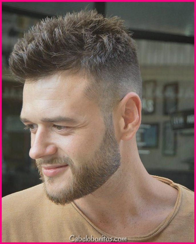 15 penteados clássicos para homens - olhar para dentro e para fora