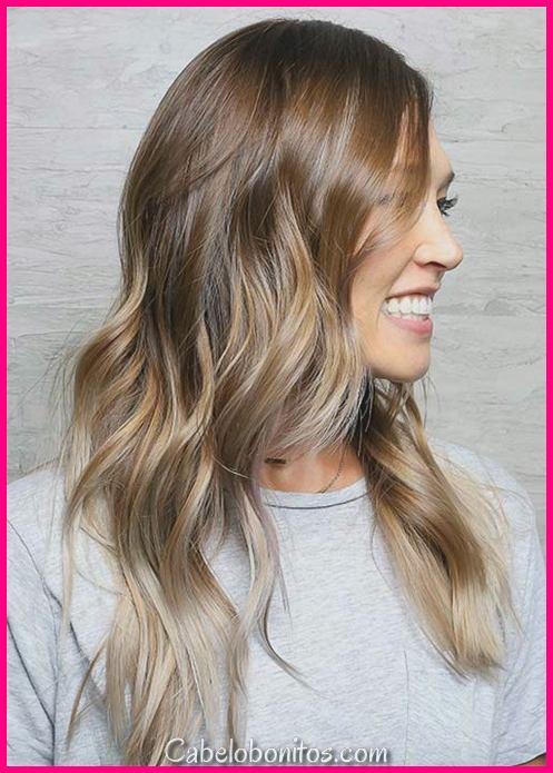 Tendência de cabelo Balayage: 51 Balayage Hair Colors & Dicas para obter Balayage Highlights