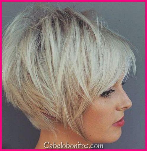 47 penteados incríveis de Pixie Bob você pode tentar levante verão!