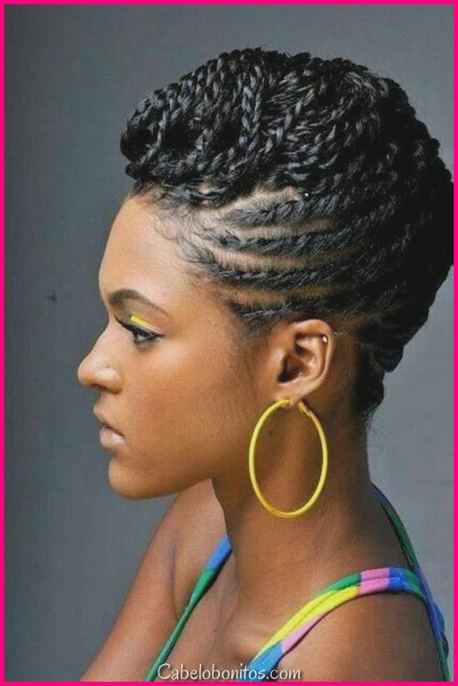 Melhores Penteados Updos 2018 |  Penteados updo para cabelos longos