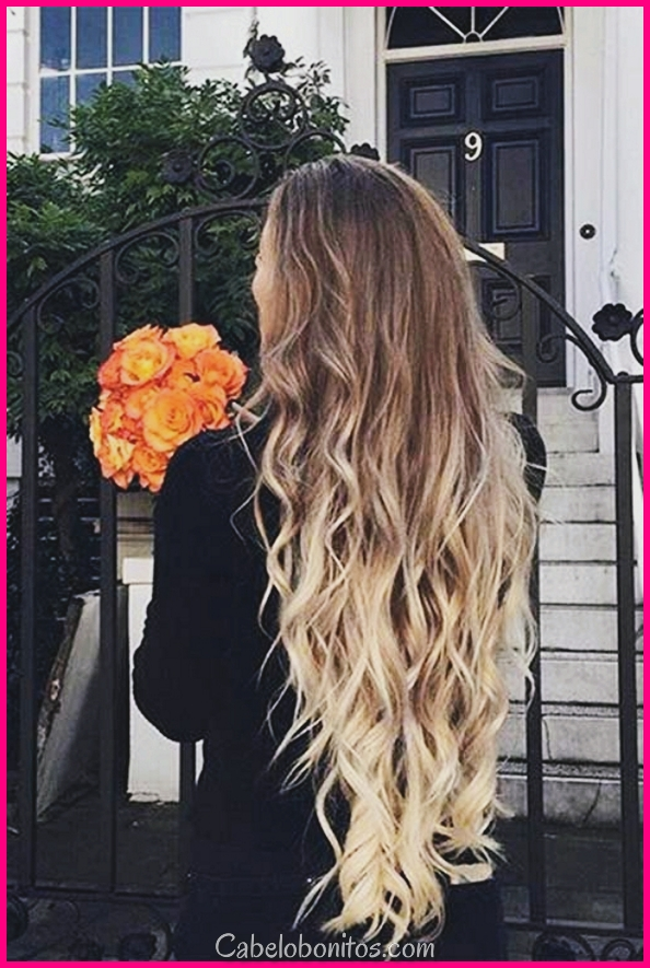 47 Catchy Fall Hair Color Idéias