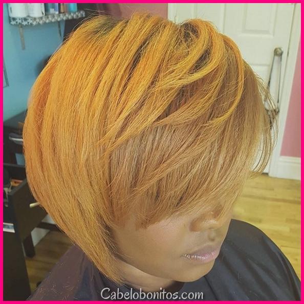 53 cabelo loiro morango no seu melhor