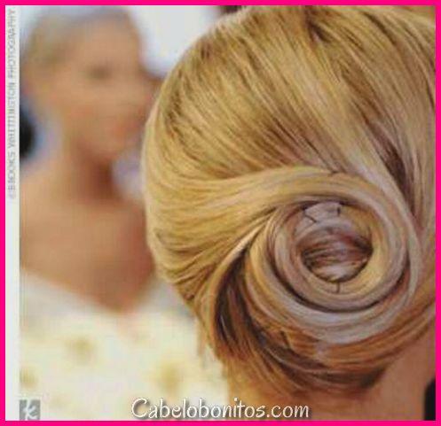 51 penteados formais super fáceis para cabelos longos