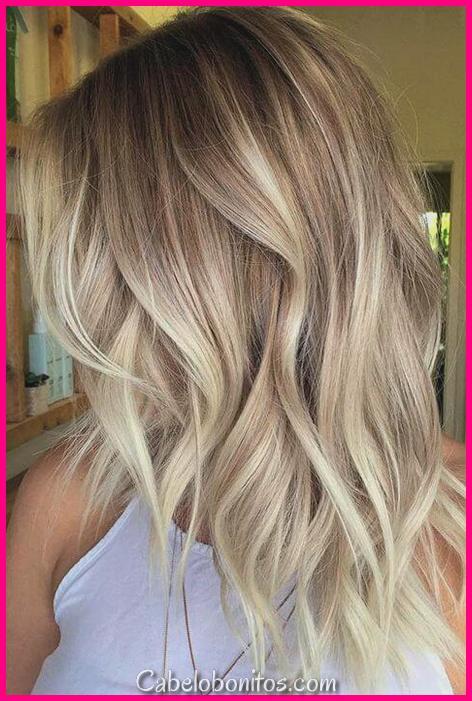 25 penteados loiras mais bonitas para uma princesa moderna