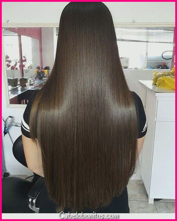 102 penteados na voga e permitido para mulheres para 2018
