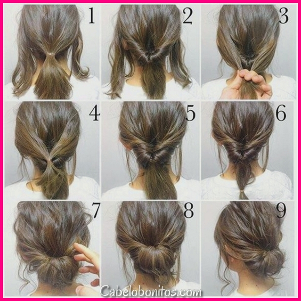 40 penteados fáceis (sem cortes de cabelo) para mulheres com cabelo limitado - uma vez que estilo cortes de cabelo curtos
