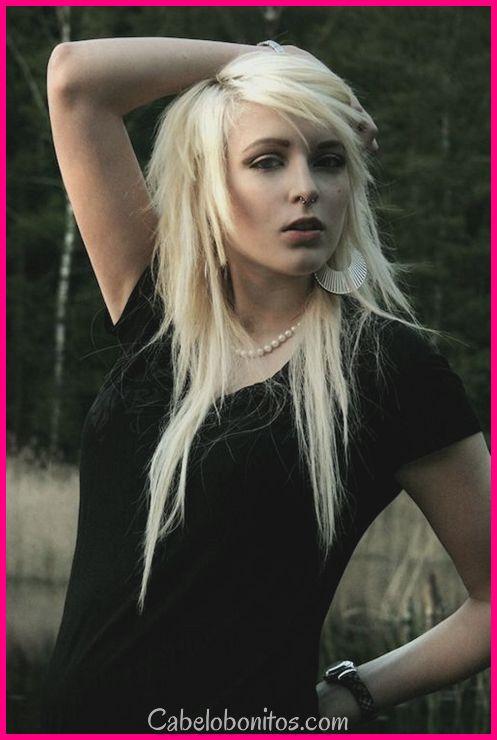 41 penteados longos com camadas - obter a notoriedade olhar em minutos