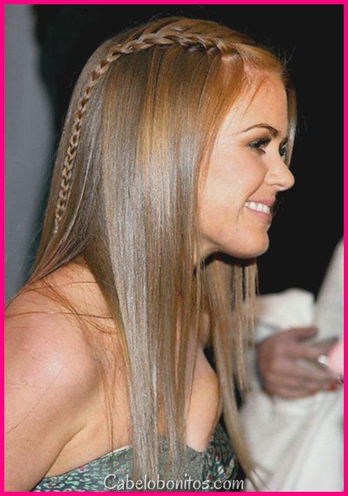 60 penteados rápidos e fáceis para cabelo pequeno, longo e encaracolado