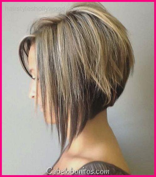 Bob Haircuts para cabelos finos