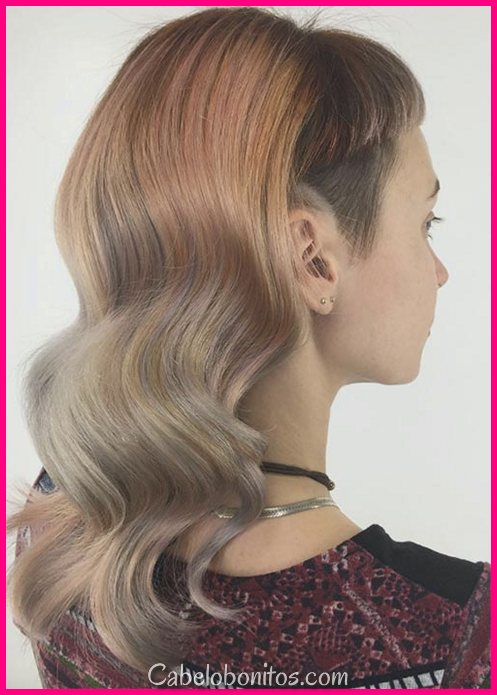 51 Edgy e Rad Short Undercut penteados para mulheres