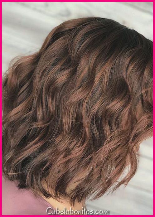 Tendência de cabelo marrom rosa: 23 cores de cabelo marrom rosa mágica para tentar