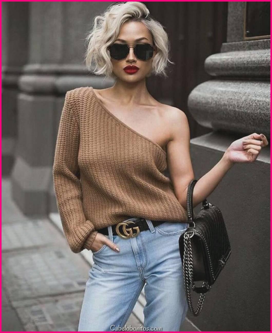 50 novas ideias de cabelo loiro limitado para atualizar seu estilo