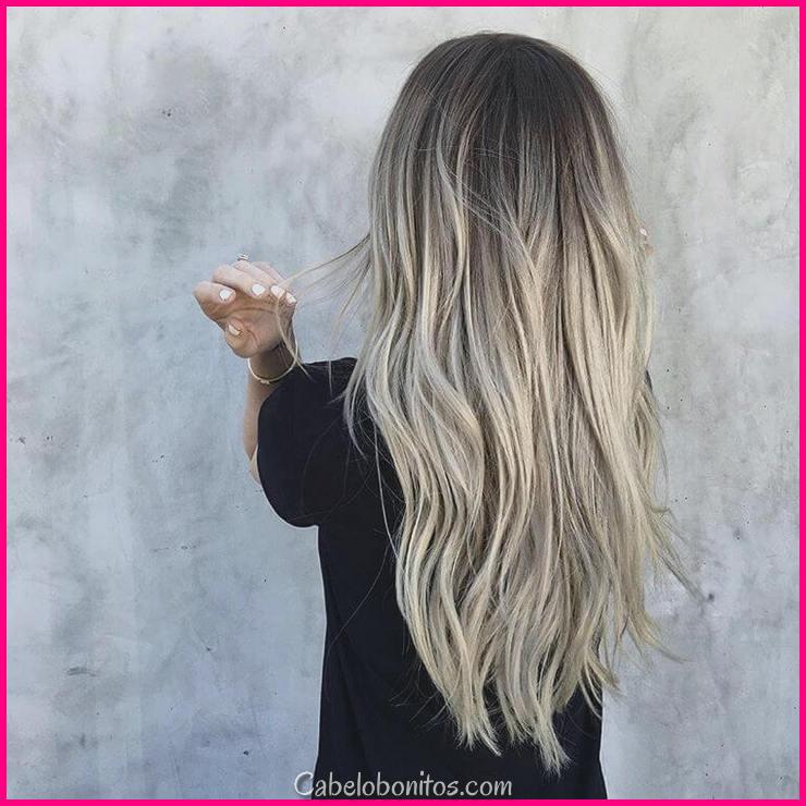 50 inesquecíveis cabelos loiros Ash para inspirar você