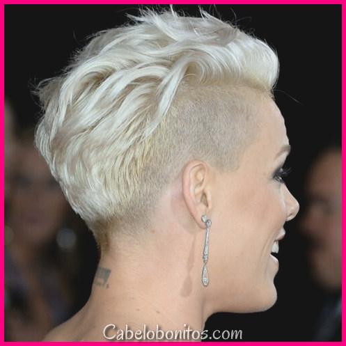 55 cortes de cabelo curtos sedutores para cabelos grossos
