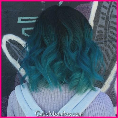 50 Teal Hair Color Ideas para Todos