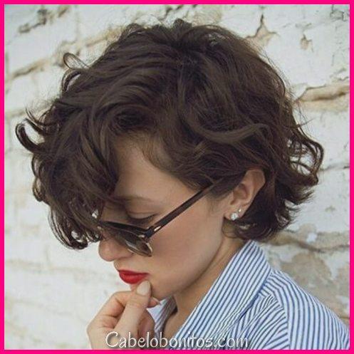 50 cortes de cabelo curtos para cabelos finos