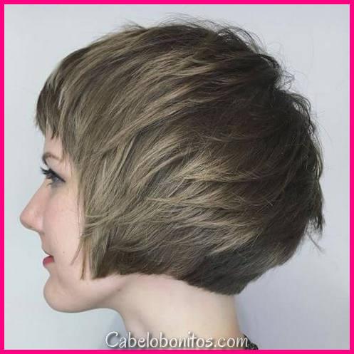 50 cortes de cabelo Pageboy